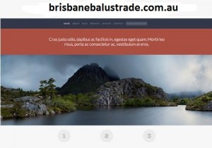 brisbanebalustrade