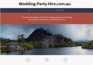 weddingpartyhire