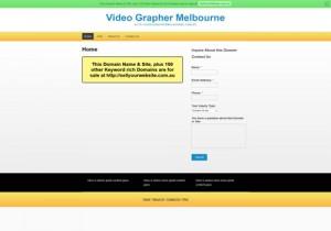 Video Grapher Melbourne