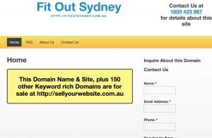Fit Out Sydney