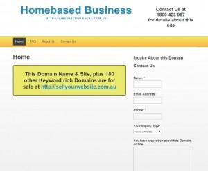 HomebasedBusiness
