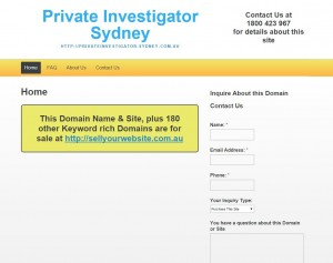 PrivateInvestigatorSydney