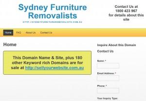 SydneyFurnitureRemovalists