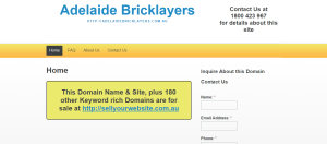 Adelaide Bricklayers
